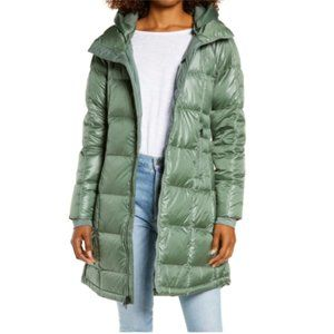The North Face Green 550 Fill Power Down Parka XL